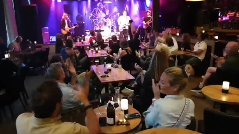 Filip Clements Furuholmen Come For Me Gratis Konsert в Baracoa Café Asker 30 07 2020