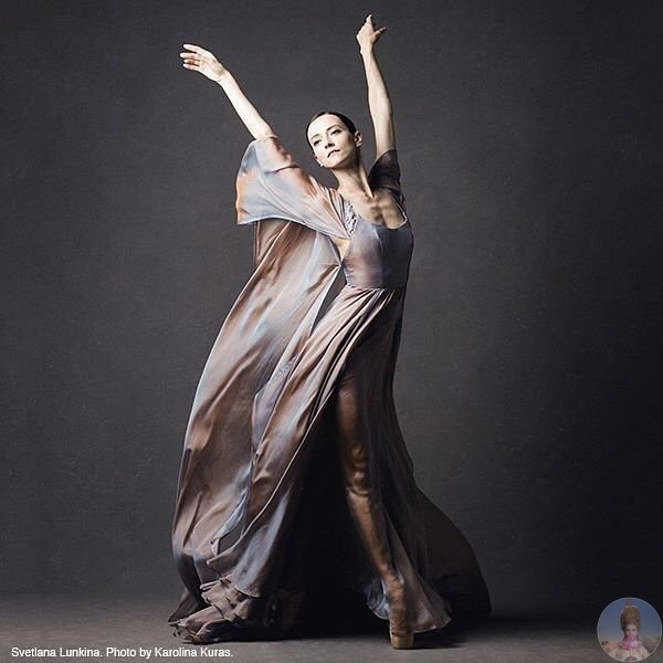 Мощь и магия балета в фотоснимках Каролины Курас