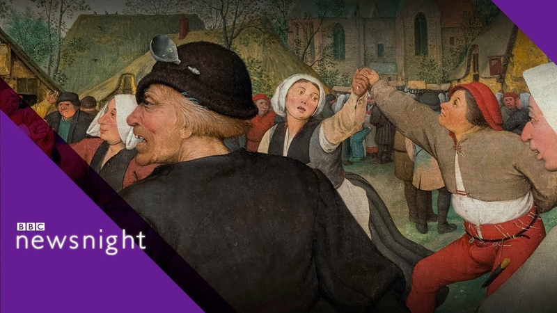 The world of Pieter Bruegel the Elder BBC Newsnight