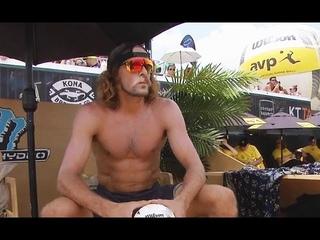 AVP Beach Volleyball 2019 Austin Final, Crabb / Gibb  Vs Casebeer / Schalk