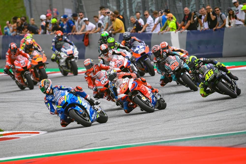 Фотографии Гран При Австрии 2019