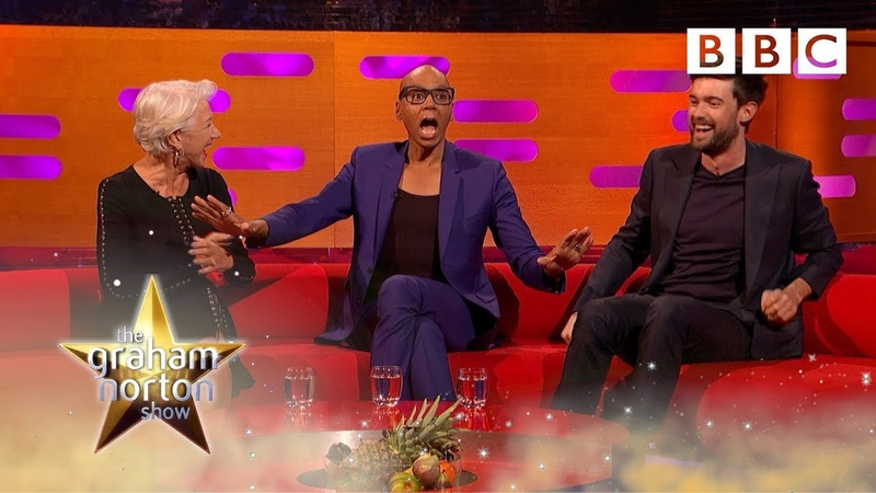 RuPaul's hilarious advice for good chat | The Graham Norton Show - BBC
