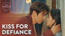 Kim Go-eun defies Lee Min-ho and gets a kiss The King Eternal Monarch Ep 12 ENG SUB