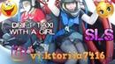Дрифт такси с девушкой/Drift taxi with a girl/Drift/vi.ktoriia7416/SLS