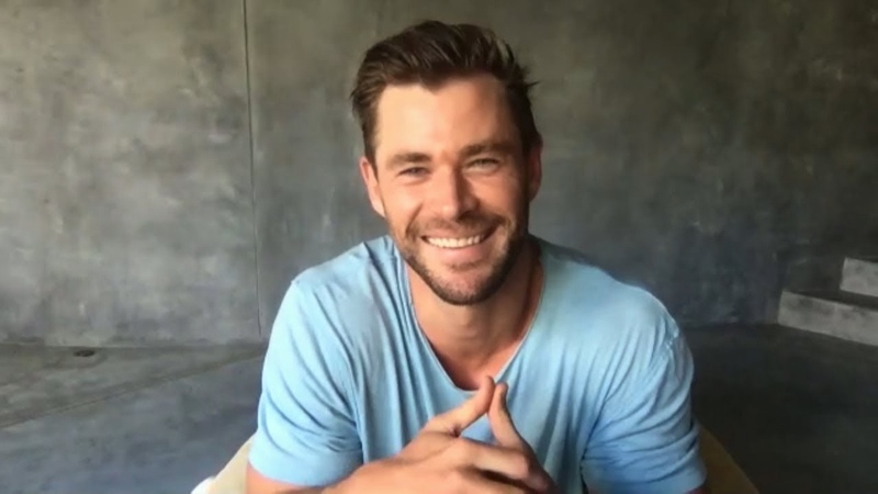Chris Hemsworth Discovered Tiffany Haddish's Extensive Knowledge of Male Strippers
