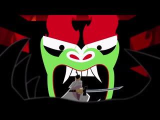 Игра samurai jack battle through time — трейлер