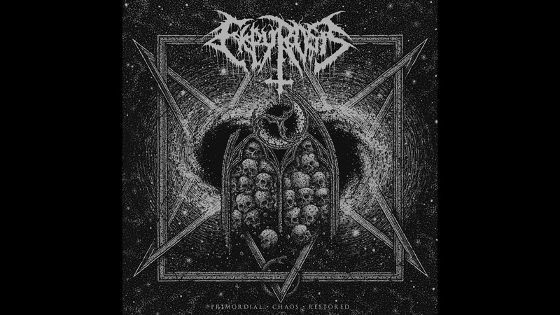 Ekpyrosis - Primordial Chaos Restored (2018) Terror from Hell Records - full EP