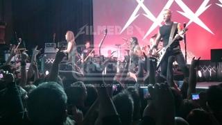 Metallica with Jason Newsted Creeping death LIVE San Francisco, USA 2011-12-07 1080p FULL HD