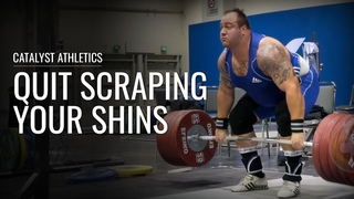 Quit Scraping Your Shins in the Snatch & Clean