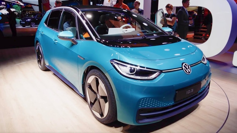 VW ID.3 : Volkswagen's Affordable Electric Car | Carfection