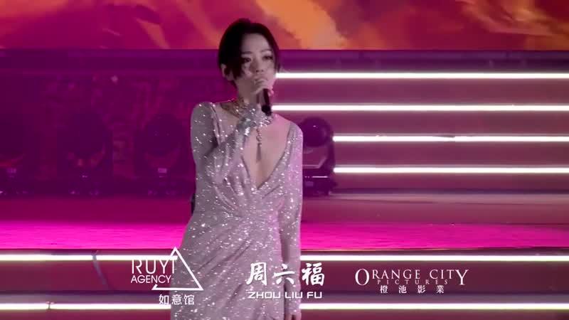 Jane Zhang (張靚穎) – Painted Heart (畫心) [Saturday Fashion Summit 2019]