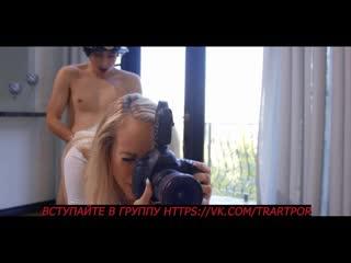 Новый перевод с Brandi Love (зрелая секс русское домашнее частное порно сосет анал совратила мамка инцест)