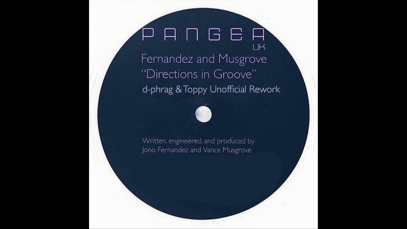 Jono Fernandez Vance Musgrove Directions In Groove d phrag Toppy Unofficial Rework