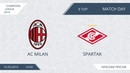 AFL19 Champions League Day 9 AC Milan Spartak