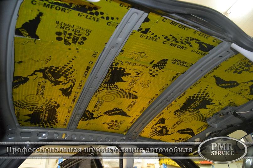 Шумоизоляция Datsun on-DO, изображение №3