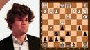 Resourceful and fighting exchange sacrifice || Arkady Naiditsch vs Magnus Carlsen || Sveshnikov