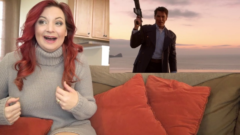 Torchwood 4x01 Miracle Day: The New World Reaction