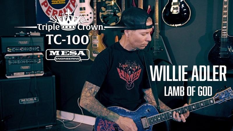 Tone Sessions Willie Adler Triple Crown™ TC 100™