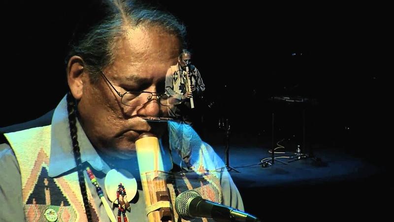 Native Flute Solo R Carlos Nakai Live at Montgomery College