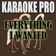 Karaoke Pro - Everything I Wanted (Originally Performed by Billie Eilish)