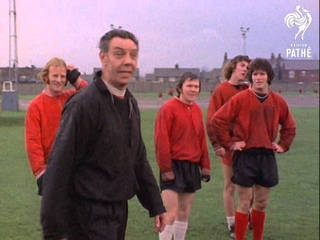 Liverpool FC In Training In 1970s (1970-1979)