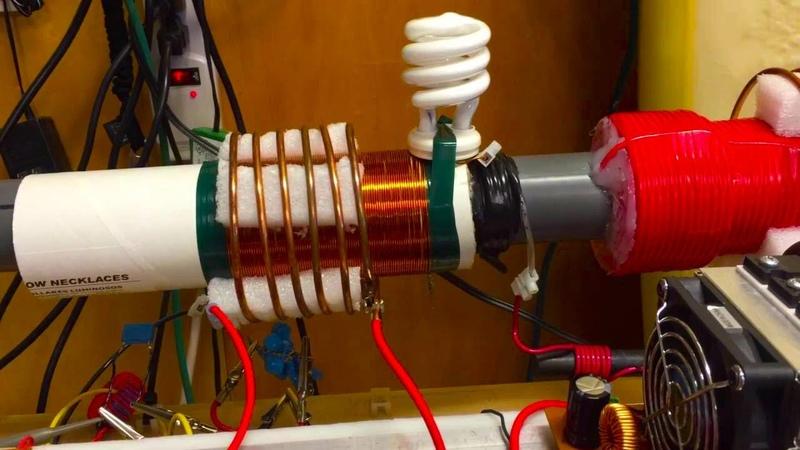 КПД 400 Изобретатель из Украины сделал установку свободной энергии.