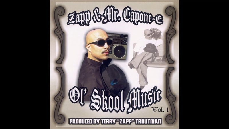 ZAPP Mr Capone e OL SkooL MusiC VOL1 Full Album HQ