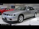 Nissan Skyline GT-R 4door Autech Version 40th Anniversary BCNR33 1998 (2)