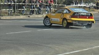 За звання найшвидшого автомобіліста змагалися в Івано-Франківську