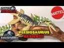 Mattel Jurassic World Dino Rivals Savage Strike Plesiosaurus Review