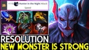 RESOLUTION Night Stalker New Monster is Strong Crazy Endless Void 7 22 Dota 2