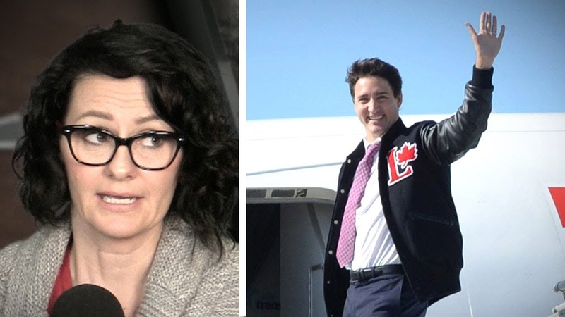 "Gay Pride western outreach"" Trudeau Liberals took 100s of pre election flights on taxpayer dime"