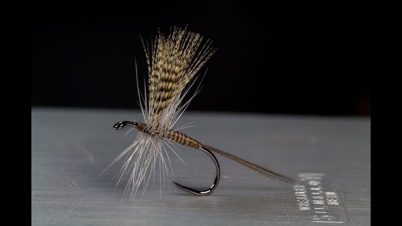 Quill Gordon - Classic Catskill Dry Fly