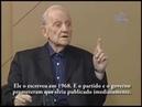 István Mészáros fala sobre Lukács @ Circuito legendado PT