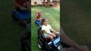 Электромобиль Hamer, детский. Дочь очень любит кататься на джипике.