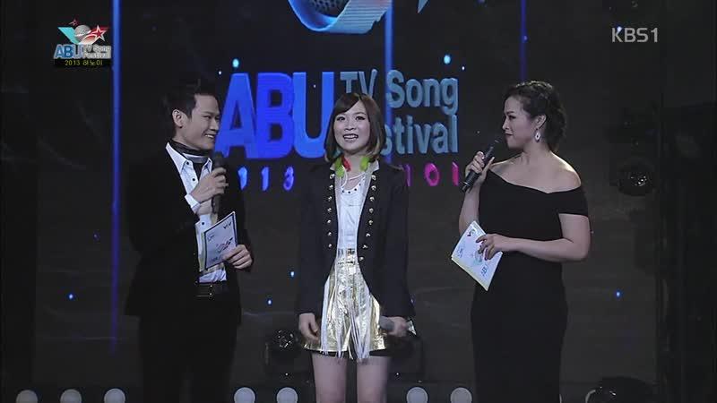 May'n - Vivid (ABU TV Song Festival 2013 In Hanoi) [2013.11.23]