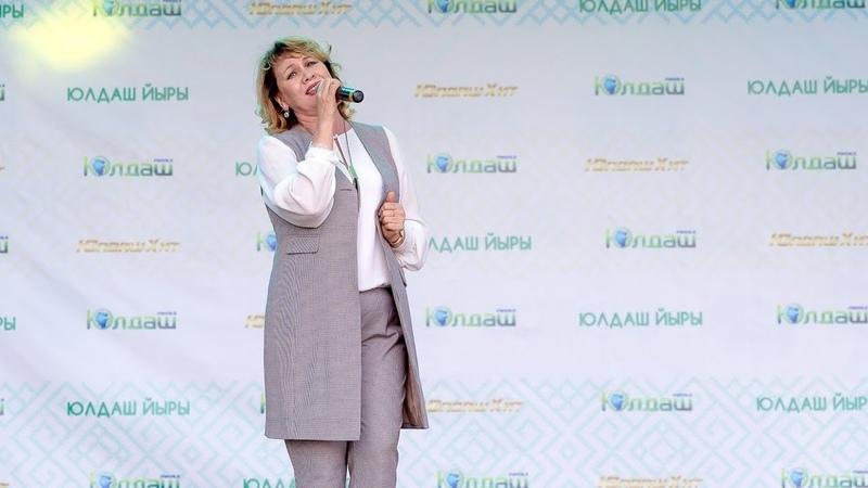 Светлана Хакимова - Радио «Юлдаш» 2019