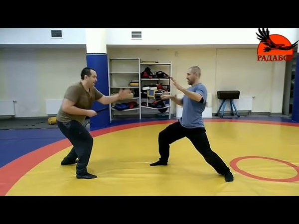 Ножевой бой Влияет ли на исход схватки порез руки или ноги