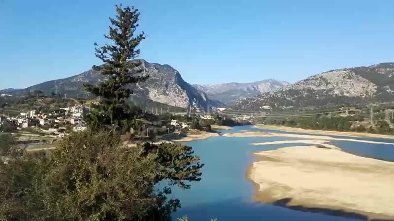 горное озеро турция 2020