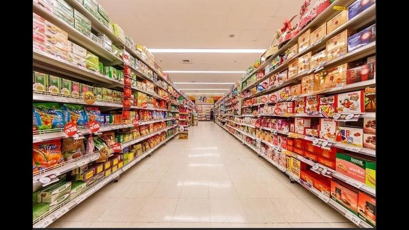 Супермаркет в Китае. Что почем и как.