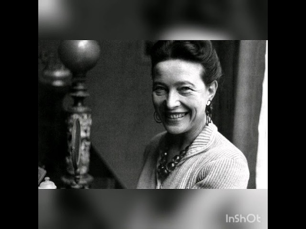 Симона де Бовуар Друга стать Частина 2 Розділ 2 Simone de Beauvoir