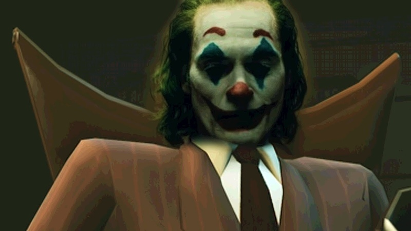 How about another joke, Soldier? - Joker (2019) Animated