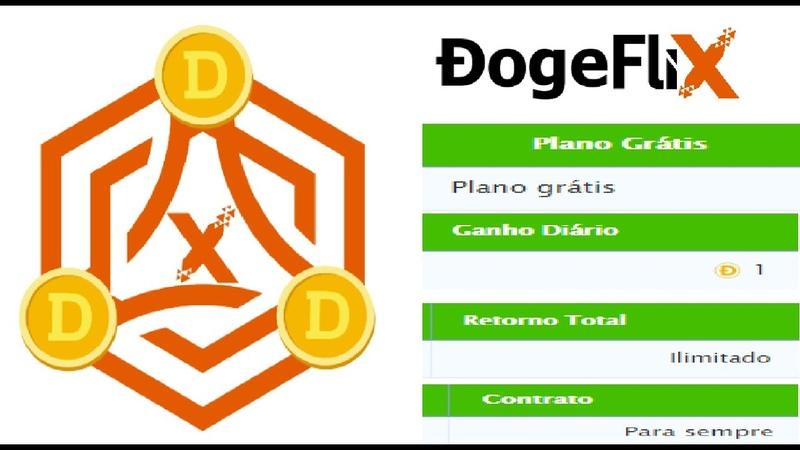DogeFlix | Plano Grátis 1 Dogedia | Pagamentos Instantâneos | Recompensa do YouTube | Home Office
