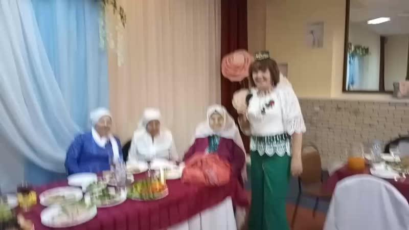Ике юбилярыбыз-Рөстәм белән Зөлэйха Гилазетдиновларга 60 яшьлек юбилейлары.