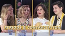 Periods, Contraception and Hormones Roundtable | Hannah Witton