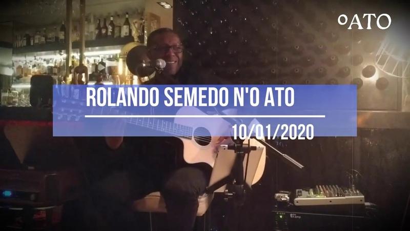 Rolando Semedo nO Ato Crepuscular Solidão