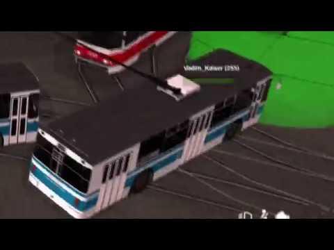 Коротко о том как троллейбусники соблюдают правила ТТУ MTA Province 0 1 8
