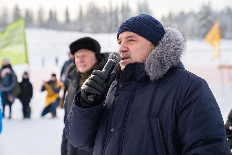 Лыжня России 2020: спортивная Ухта не боится морозов, изображение №2
