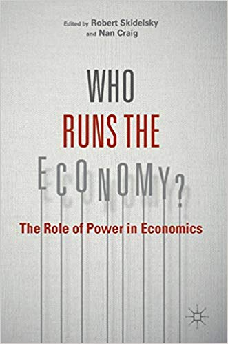 Who Runs The Economy The Role of Power B