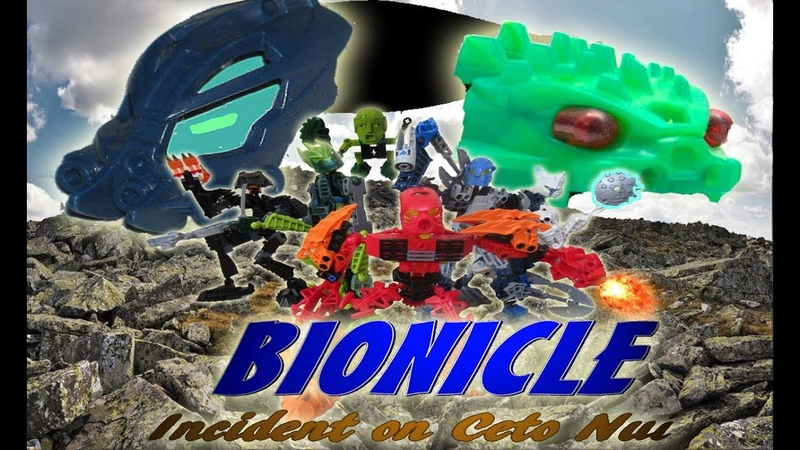Bionicle: Incident on Ceto Nui
